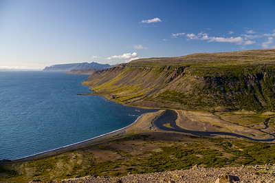 Iceland:  Westfjords Bike