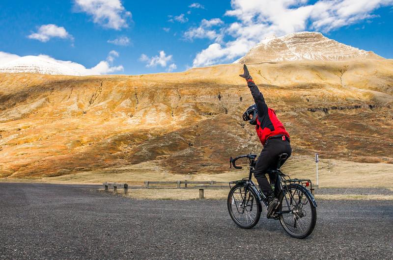 Iceland:  Westfjords Bike