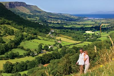 Ireland: Antrim Coast Walk