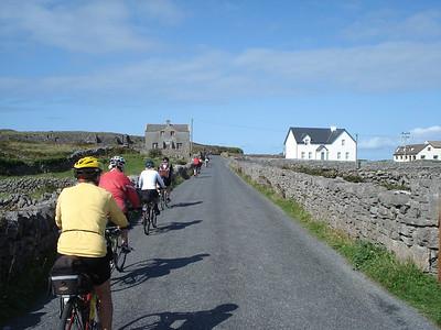 Ireland: Donegal Bike