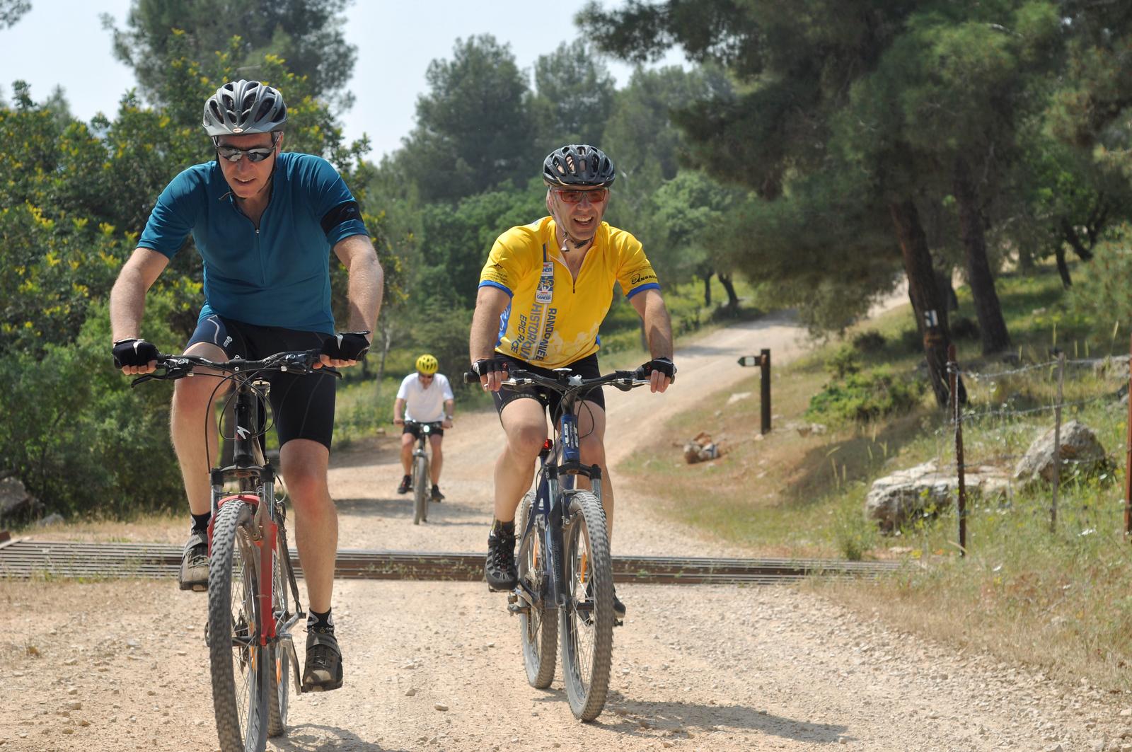 Israel: Galilee and Golan Heights Bike