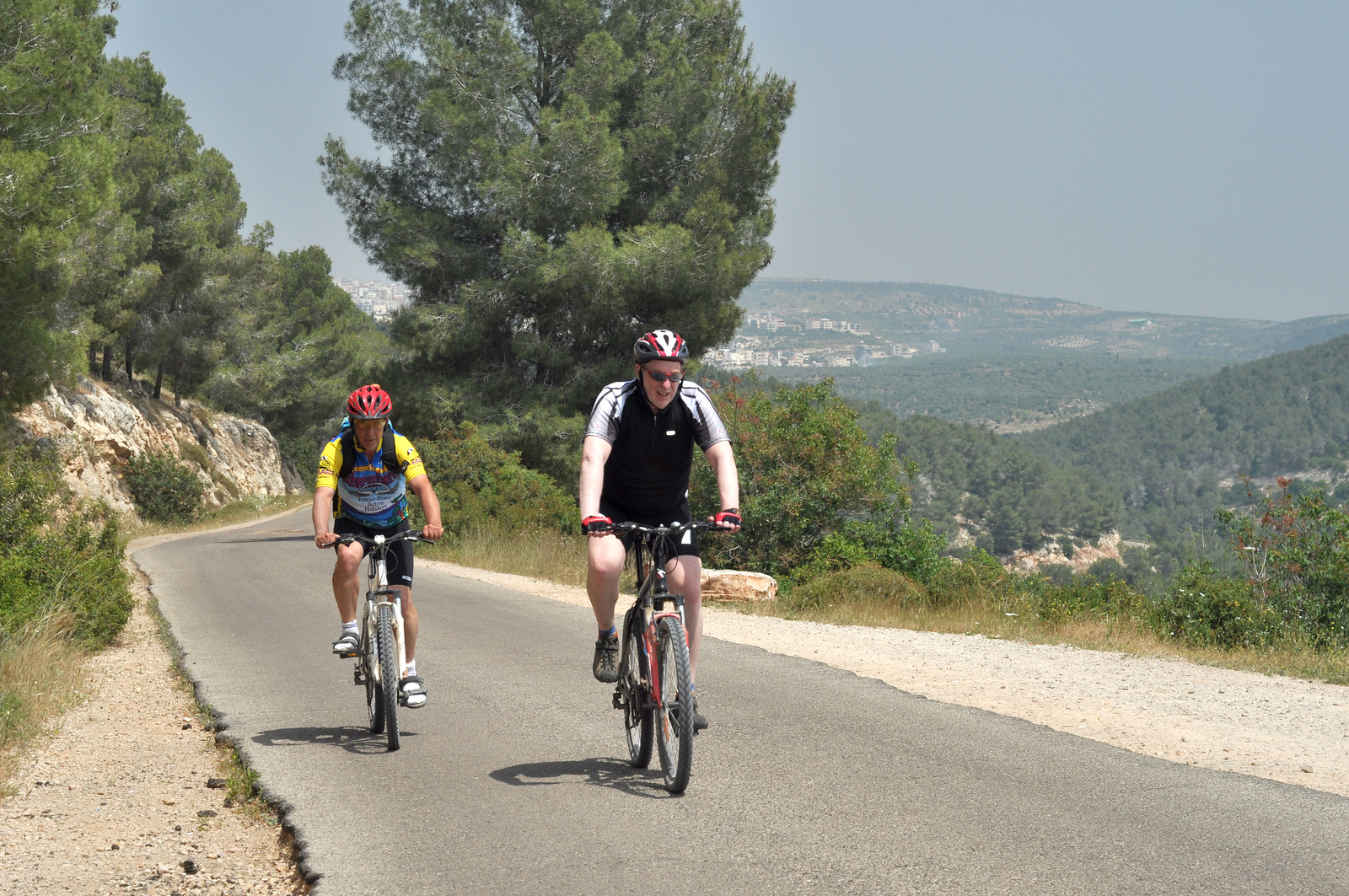 Israel: Galilee and Golan Heights Bike