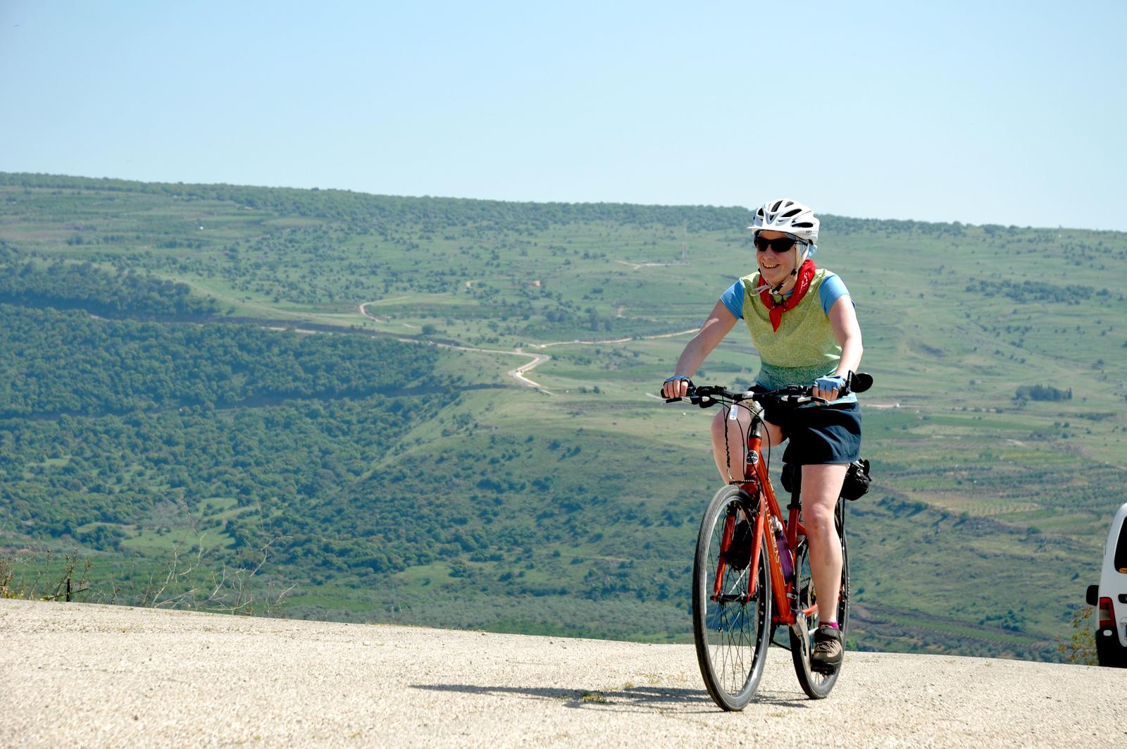Israel: Jerusalem to Eilat Bike Tour