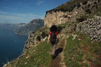 Italy: Amalfi Coast Walk