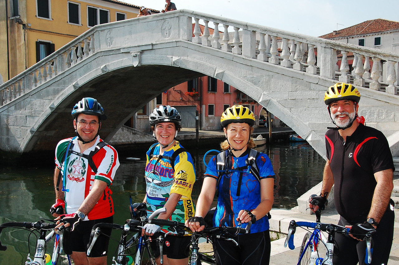 Italy: Innsbruck to Venice Bike Tour