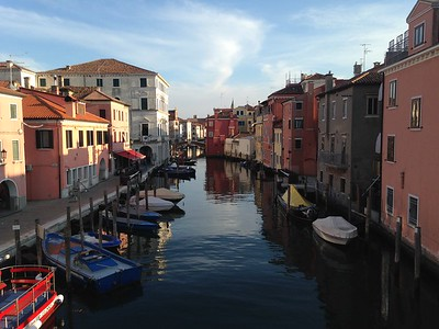 Italy: Venice to Florence Bike