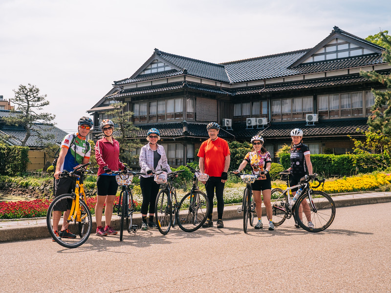 Japan: Noto Peninsula Bike