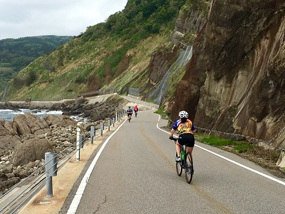 Japan: Noto Peninsula Bike