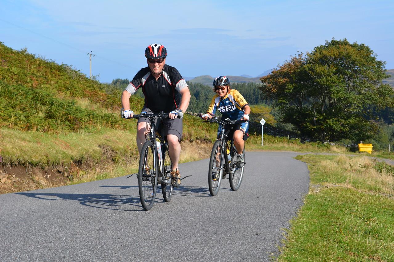 Scotland: North Bike