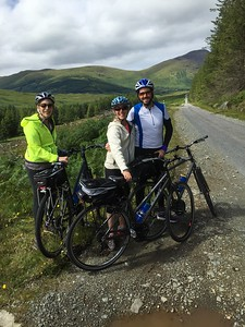 Scotland: North Bike
