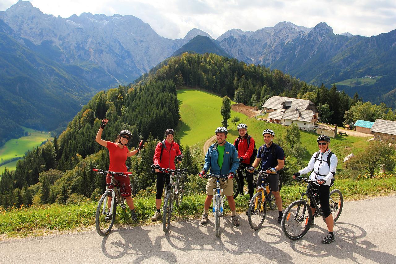 Slovenia Bike Tour