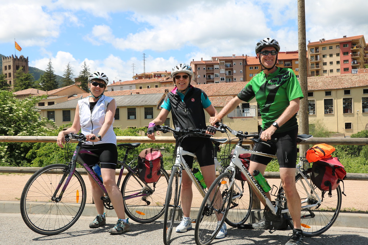 Spain: Barcelona Catalonia Bike