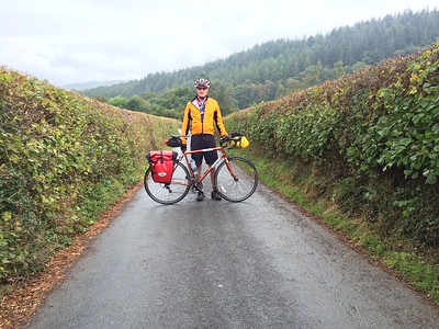 Wales: Beacons to Snowdon Bike