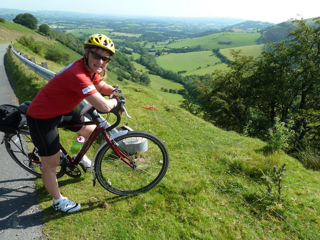 Wales: Beacons to Snowdon Bike