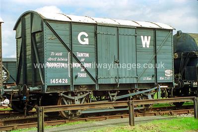 145428 Didcot Railway Centre 8/5/98