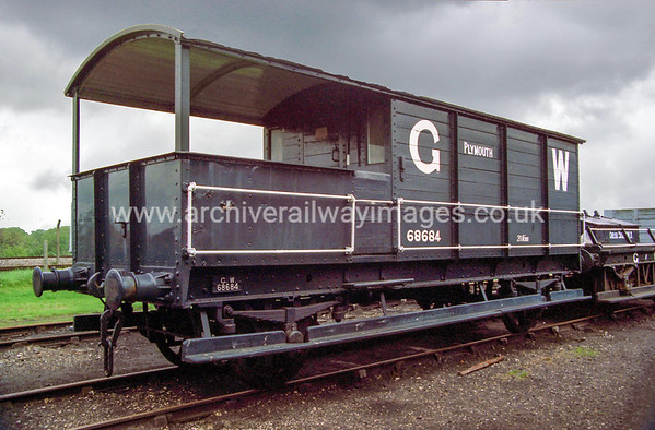 68684 8/5/98 Didcot Railway Centre
