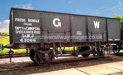 63066 8/5/98 Didcot Railway Centre