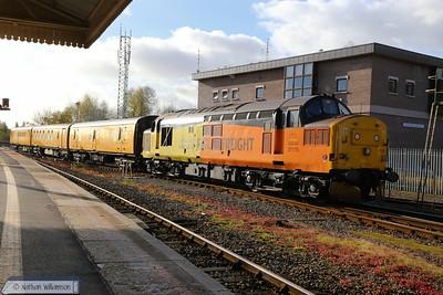 37175 + 6260 999602 9703 enter Exeter Depot on: 3Z03 10:33 Riverside to Exeter Fueling Point  09/11/16