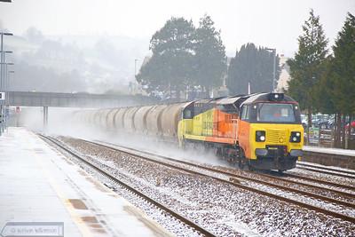 2018 - Colas Rail