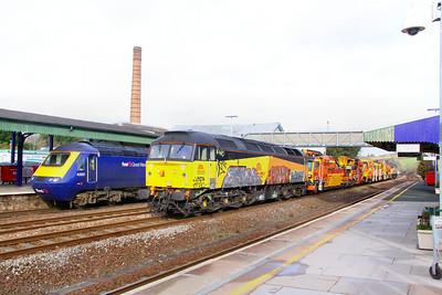2011 - Colas Rail