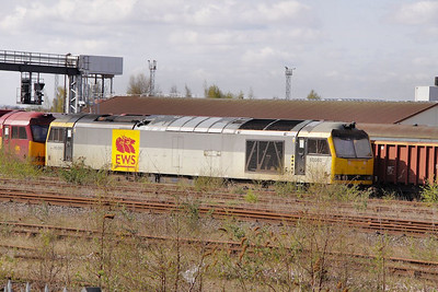 60060 stored at Toton  21/04/10