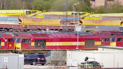60020 stored at Toton  21/04/10