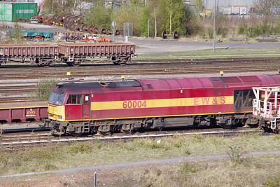 60004 stored at Toton  21/04/10