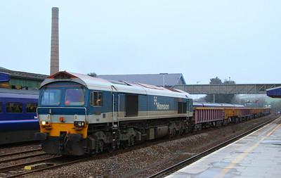7W28 14:22 Westbury to Hemerdon