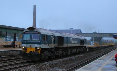 6W29 13:39 Westbury to Hemerdon