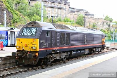 67006 stables in Edinburgh  15/06/15