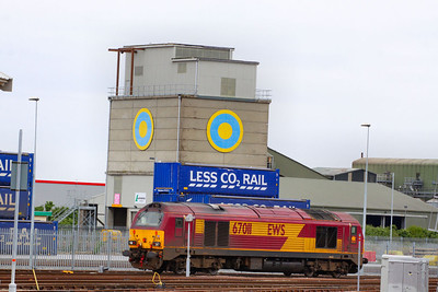 67011 stables in Inverness  17/04/12
