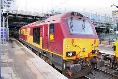 67026 in Edinburgh Waverley  23/11/11