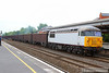 """56091 heads south through Oxford on the:<br /> 6Z91 10:53 Calvert to Didcot Power Station<br /> 10/06/13<br /> <br /> Watch the video at: <a href=""""http://youtu.be/wgL8pHXkGMo"""">http://youtu.be/wgL8pHXkGMo</a>"""