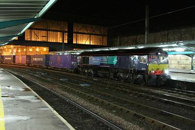 66423 calls at Carlisle on the: 4M82 15:56 Coatbridge to Daventry  05/12/12