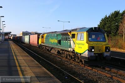 4O70 70006 Swindon