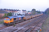 66707 heads north through Taunton on the:<br /> 4E31 06:17 Fairwater to Peterborough Virtual Quarry<br /> <br /> 22/04/10