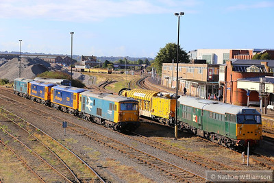 31452 / 73207 / 73213 / 73212 / 73119 stable in Eastleigh  16/09/13