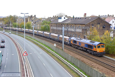 6D72 11:32 Hull Dairycoates to Rylstone