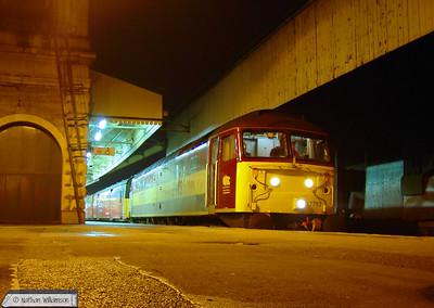 Mail Trains