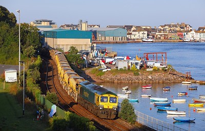 66414 Teignmouth Docks