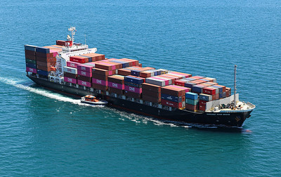 MARGARET RIVER BRIDGE [9550383] 21,925dwt 1708teu '09 {Taiyo Kaiun_Ocean Network Express} dep Fremantle 110120 SB2