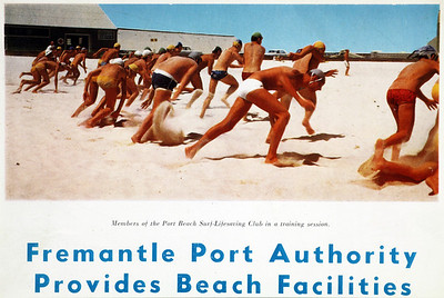 Port SLSC Training session.