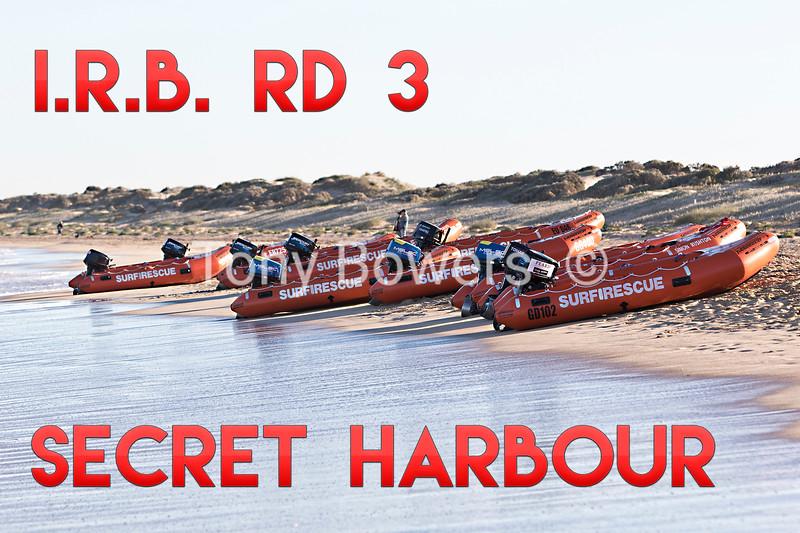 Secret Harbour Title
