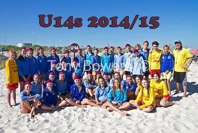 U14s 14-15