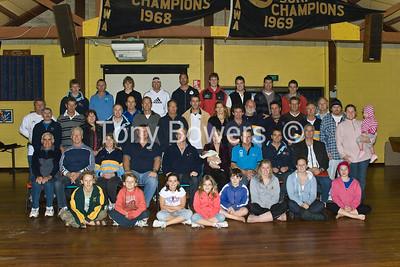 A.G.M. meeting 2008