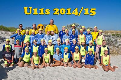 U11s 14-15