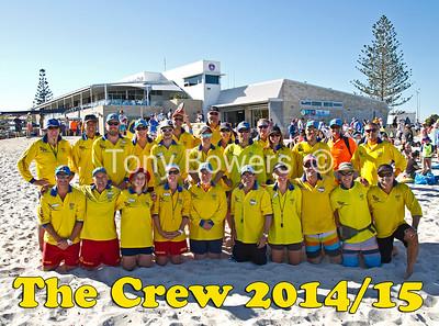 The crew 14-15
