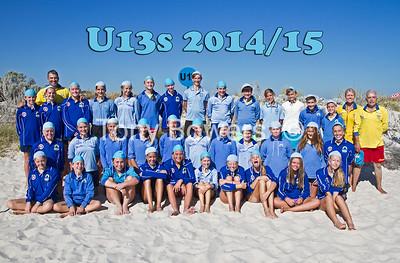 U13s 14-15