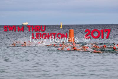 Swim thru  Leighton  2017