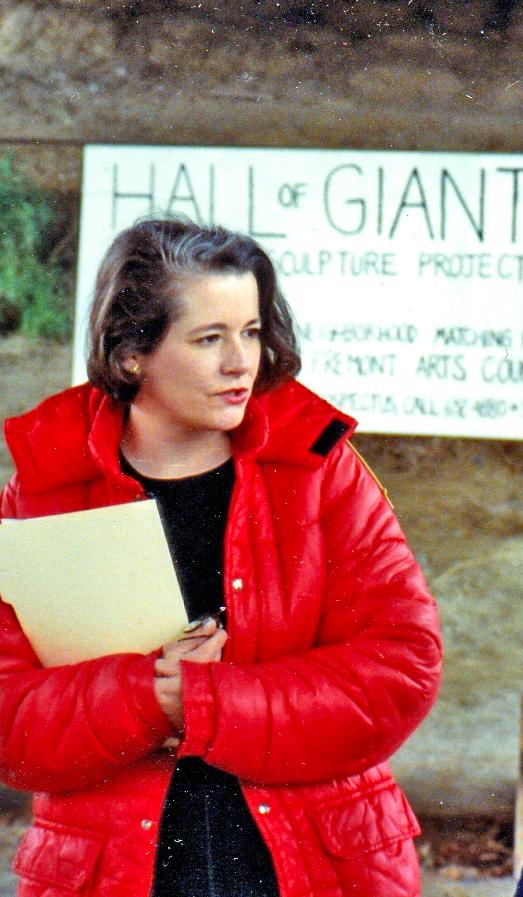 1990s tour with City Councilmember Sue Donaldson